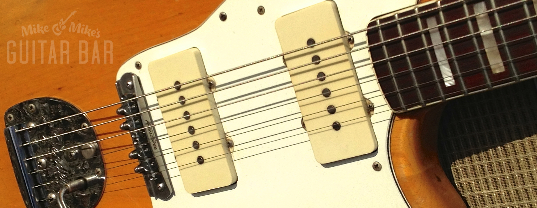 Demystifying the Fender Jazzmaster and Jaguar Pt  4: Pickup