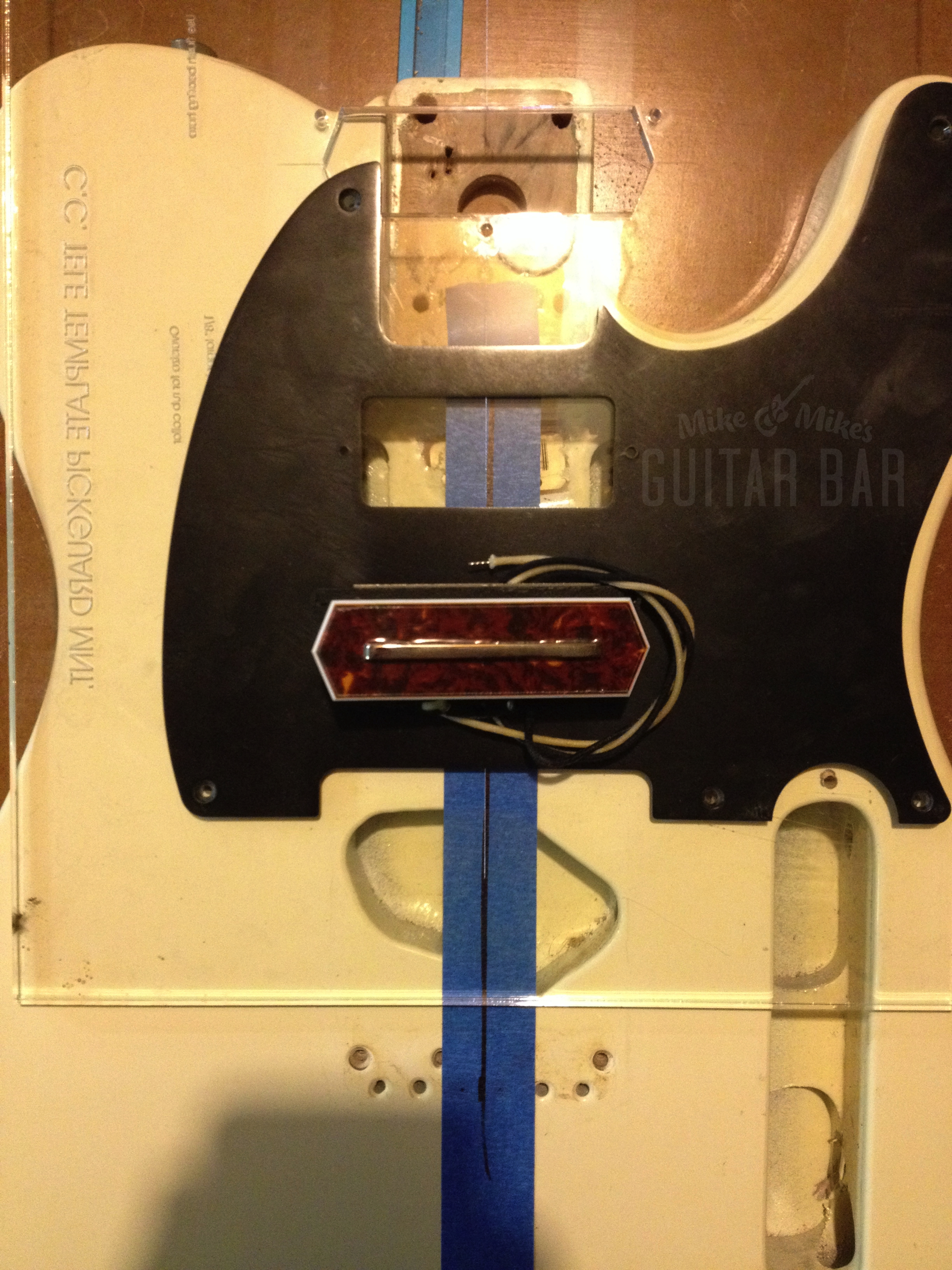lollar mike mike s guitar bar installation of the lollar cc pickup requires the addition of an oversized rectangular pickup route in order to fit the vaguely triangular bottom bobbin of
