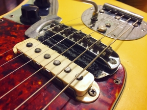 Jazzmaster Jaguar Mustang Guitar Parts Fender Bridge